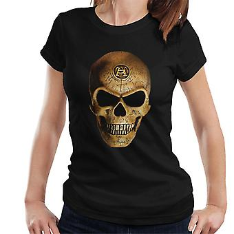 Alchemy Omega Skull Women's T-Shirt