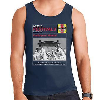 Haynes Music Festivals Participant Manual Men's Vest