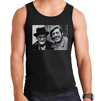 Steptoe a Son 1970 Harold a Albert starý muž Steptoe muži ' s vest