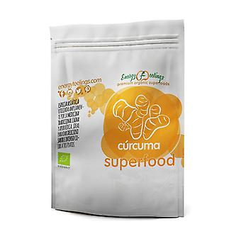 Turmeric Powder Eco Doypack 200 g of powder