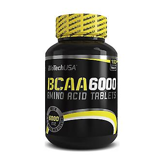 BCAA 6000 100 tablets