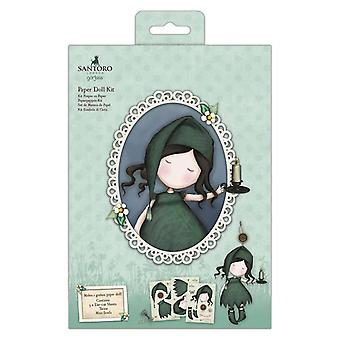 Gorjuss Paper Doll Kit Nightlight