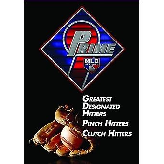 Prime 9: Greatest Designated Hitters / Pinch [DVD] USA import