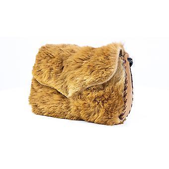 Jacaru 5631 dance bag, kangaroo fur small