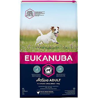 Eukanuba Active Adult Small Breed - Kip - 12kg