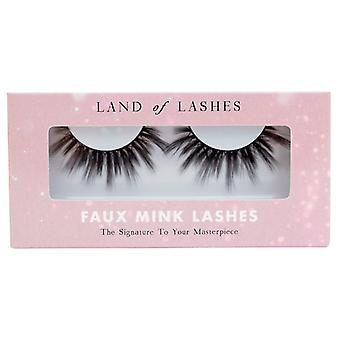 Land of Lashes Faux Mink Lashes - Belle - The Signature to Your Masterpiece