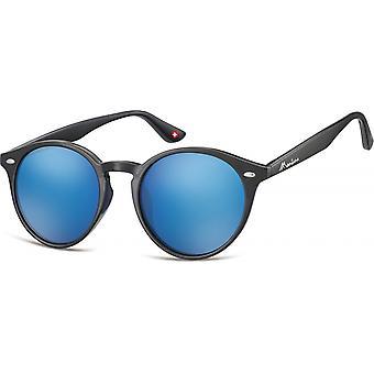 """النظارات الشمسية Unisex Cat.3 أسود (""""ms20a & quot;)"""