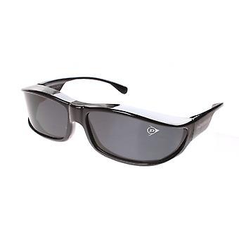 Óculos de sol Unissex Transfer Black com Lente Preta