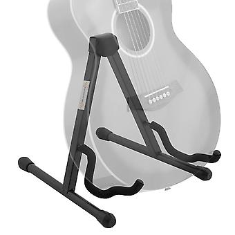 A-Frame Guitar Stand by World Rhythm - Body Guitar Stand Fits Most