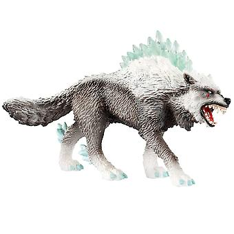 Schleich Eldrador - Loup de neige