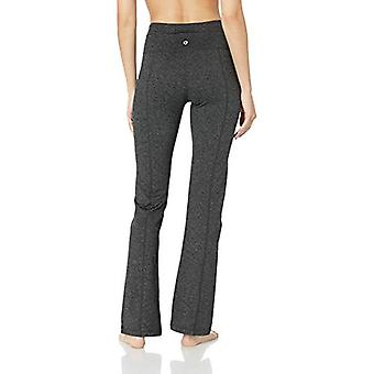 Brand - Core 10 Women's Standard 'Build Your Own' Yoga Boot Cut Pant (...