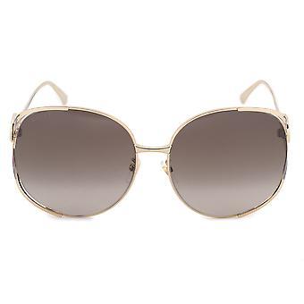 Gucci Oversized Sunglasses GG0225S 002 63