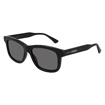 Gucci GG0824S 001 Black/Grey Sunglasses