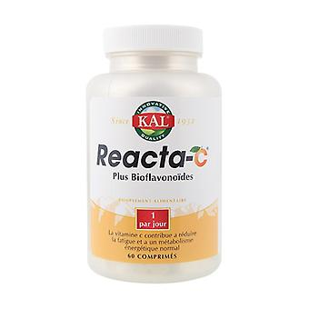 Reacta C Plus Bioflavonoïden 60 tabletten