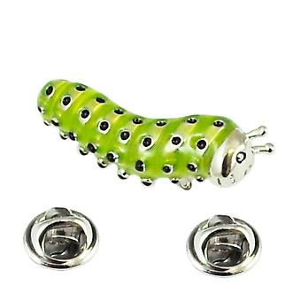 Solmiot Planet Caterpillar Hyönteinen Bug Lapel Pin Merkki
