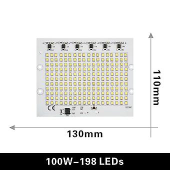 Led Lamp Chip Smd2835 Beads Smart Ic 220v Input For Outdoor Floodlight Spotlight
