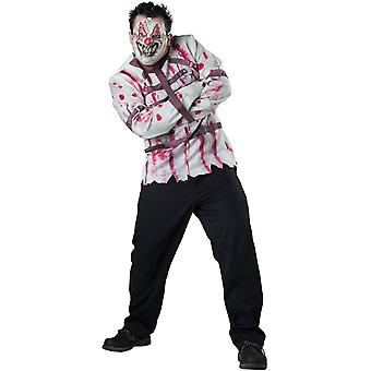 InCharacter Circus Psycho Costume X-Large
