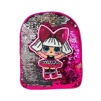 LOL Surprise! Childrens/Kids Diva Baby Sequin Backpack