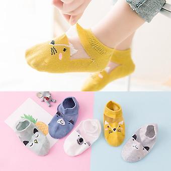 Comfortable Breathable Cotton Socks For Girls