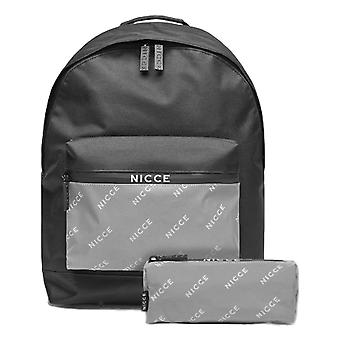 Nicce Airon Backpack - Black / Reflective