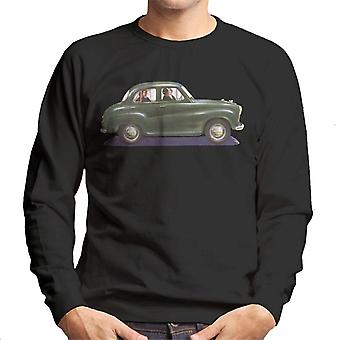Austin A35 Green British Motor Heritage Men's Sweatshirt
