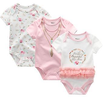 Baby Bodysuits Unicorn Clothes, Unisex 0-12m Baby Bodysuits Roupas