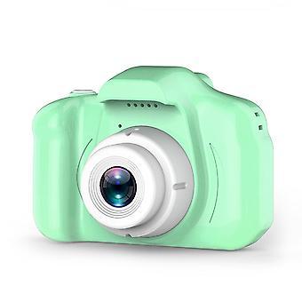 2 pulgadas hd pantalla chargable digital mini cámara juguete