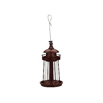 Chapelwood Lighthouse Seed Feeder Bronze 7510012