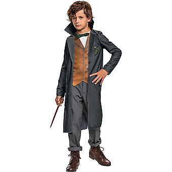 Chlapci Newt Scamander Deluxe kostým