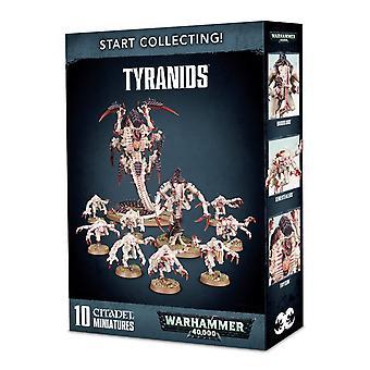 Warhammer 40k-  Tyranids -Start Collecting - verzamelfiguur