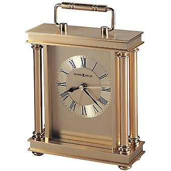 Howard Miller Audra Tabletop Clock - Brass