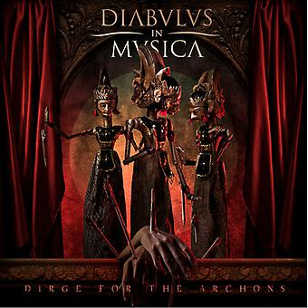 Diabulus in Musica - Dirge for the Archons [CD] USA import