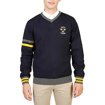 Oxford University Tricot-Vneck Sweater