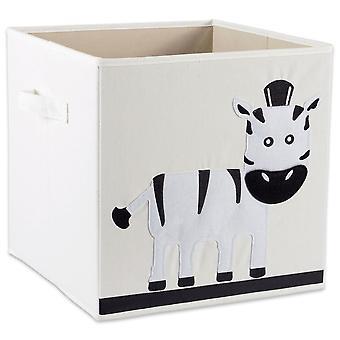 Cubo de almacenamiento Dii Zebra