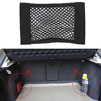 Auto Interior Nets, Kofferraum rücken elastisch Mesh Styling Aufbewahrungstasche Tasche Käfig