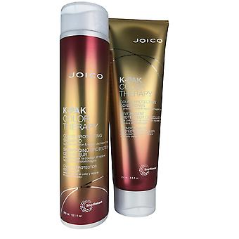 Joico k-pak color therapy hair shampoo and conditioner duo 10.1 oz