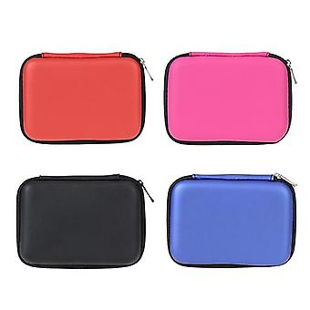 "2.5"" Hdd Bag External Usb Hard Drive Disk Carry Mini Usb Cable Case Cover"