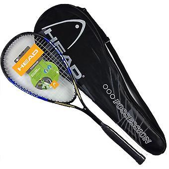 Pää Carbon Squash Racket Padel alkuperäisellä laukulla