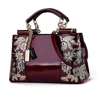 Leather Luxury Shoulder Bag