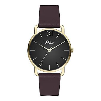 s.Oliver SO-4154-LQ Women's Watch