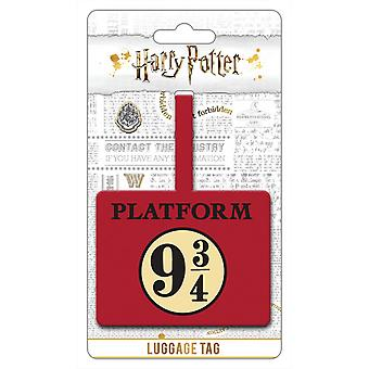 Harry Potter-plattformen 9 3/4 bagage bricka