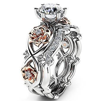 Luxe Fashion Rose Ringen