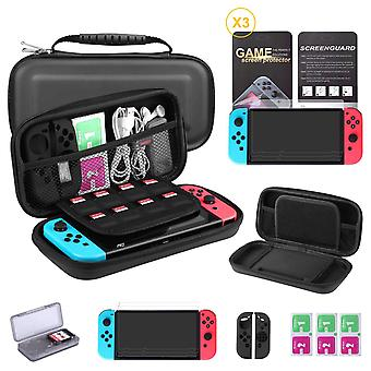 Kituri de comutare Bestico Nintendo, accesorii de protecție a comutatorului includ carcasa/ga-ul de transport al comutatorului Nintendo