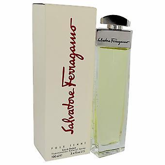 SALVATORE FERRAGAMO by Salvatore Ferragamo Eau De Parfum Spray 3.4 oz / 100 ml (Women)