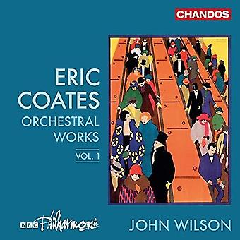 Orchestral Works 1 [CD] USA import
