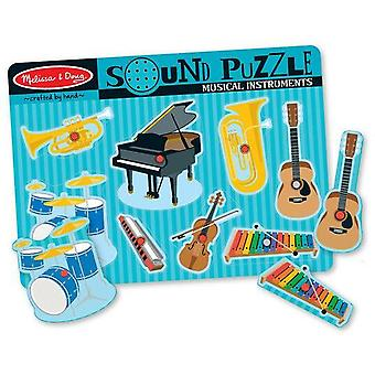 Melissa & Doug First Play Jigsaw Puzzle Set