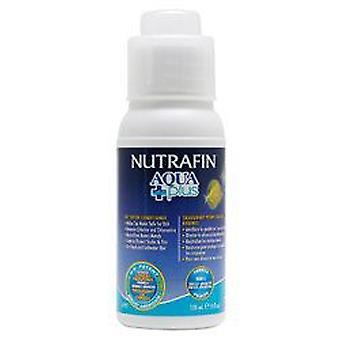Hagen NUTRAFIN AQUA- PLUS - 120 ml (Fisk, Underhåll, Vattenunderhåll)