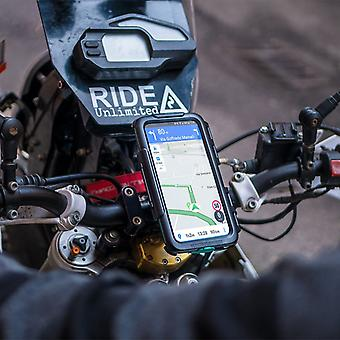 Sony xperia tough waterproof case motorcycle handlebar mount