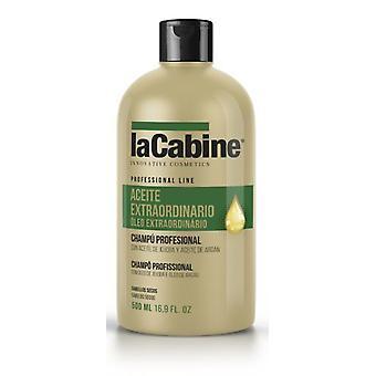 laCabine Extraordinary Oil Shampoo 500 Ml