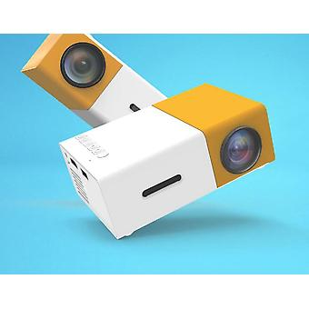 Usb Projector Media Player Home Theater Beamer